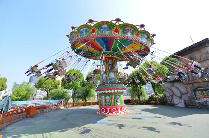 2019成都南湖梦幻岛双十一狂欢活动
