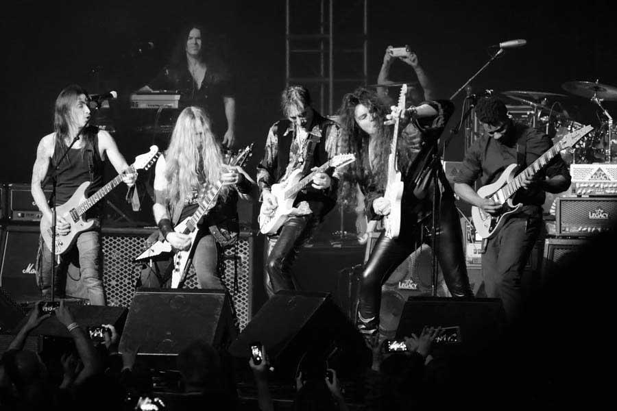上海Generation Axe吉他之夜门票