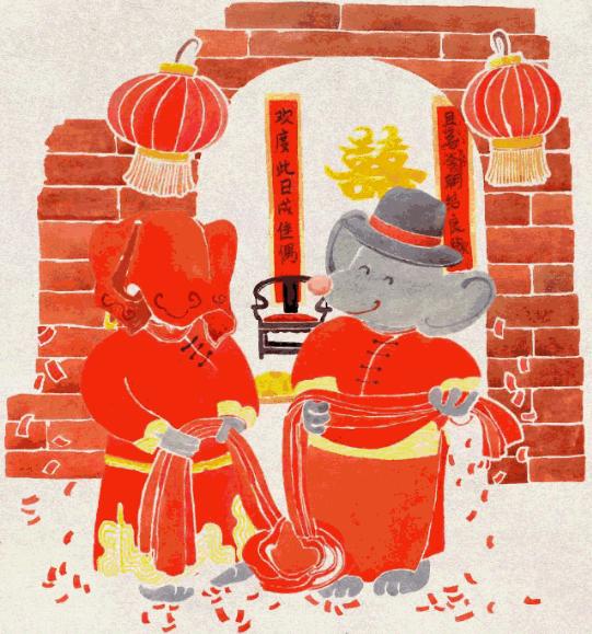 音乐剧《老鼠娶亲》太原站