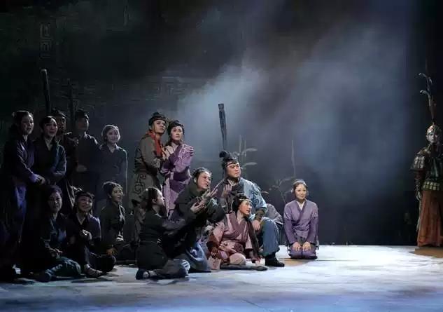 北京歌剧《楚庄王》