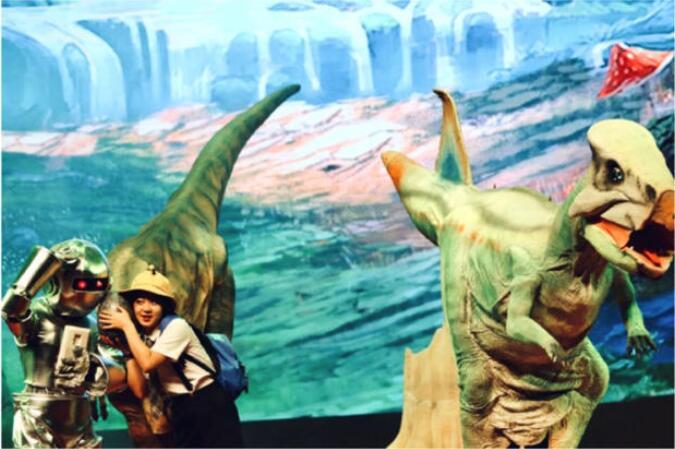 《侏罗纪时代》丽水演出门票