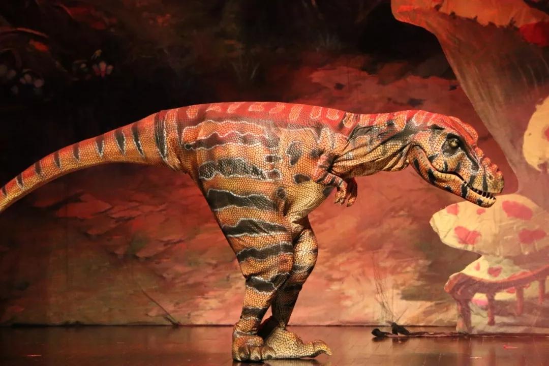 舞台剧《侏罗纪时代》昆山站