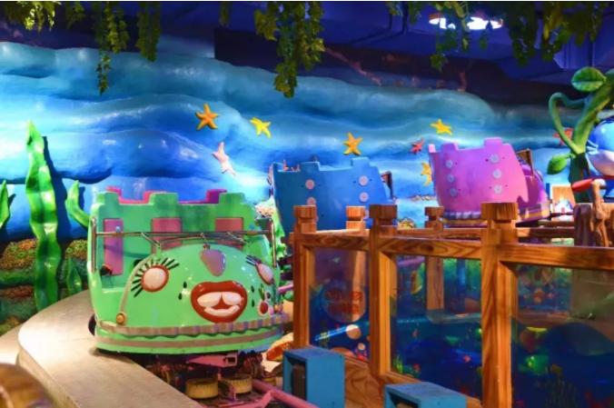 大堡礁欢乐世界怎么样?好玩吗?评价