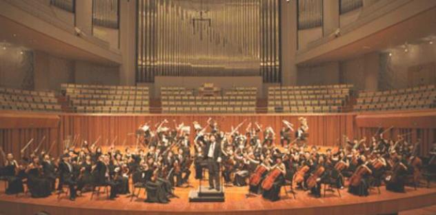2019美国节日交响乐团新年音乐会银川站