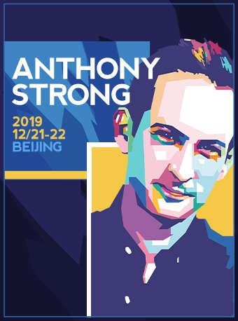 【北京】Blue Note Beijing ANTHONY STRONG