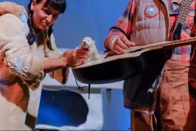 加拿大冰屋故事会《北极光》成都站
