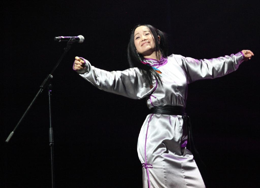 2019斯琴格日乐演唱会惠州站时间地点、门票价格、演出曲目