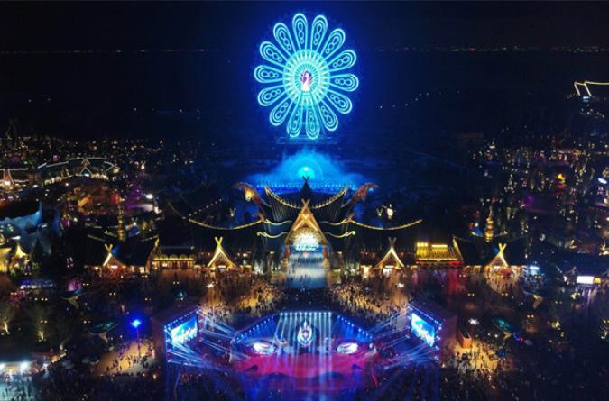 2019七彩云南欢乐世界门票价格、时间、必玩项目