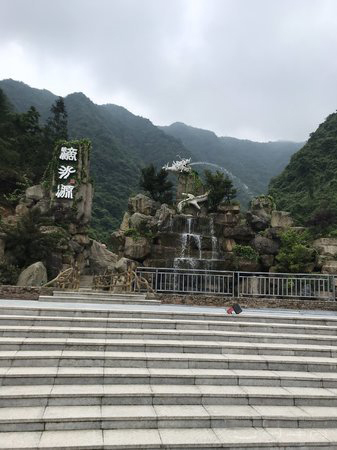 滴水源景区