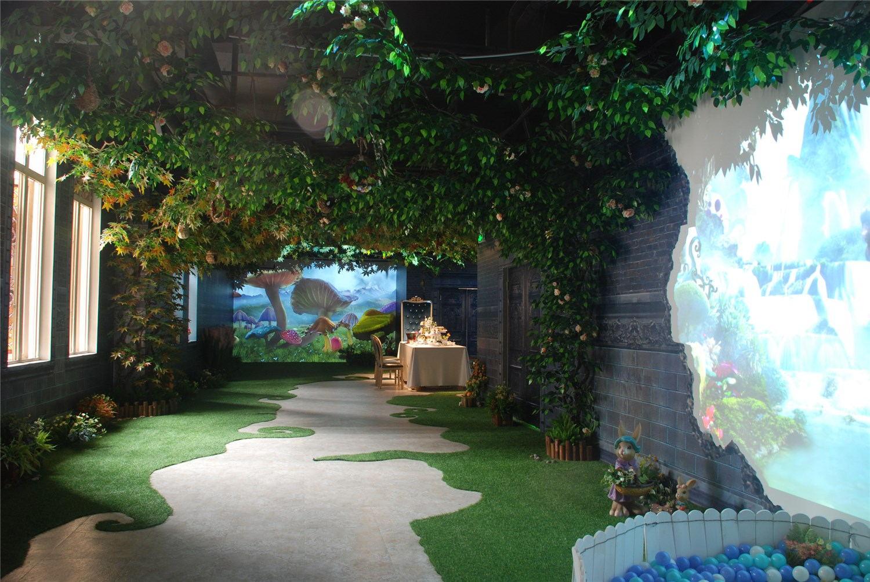 光谷幻世界魔幻城堡,幻世界魔幻城堡好玩吗?