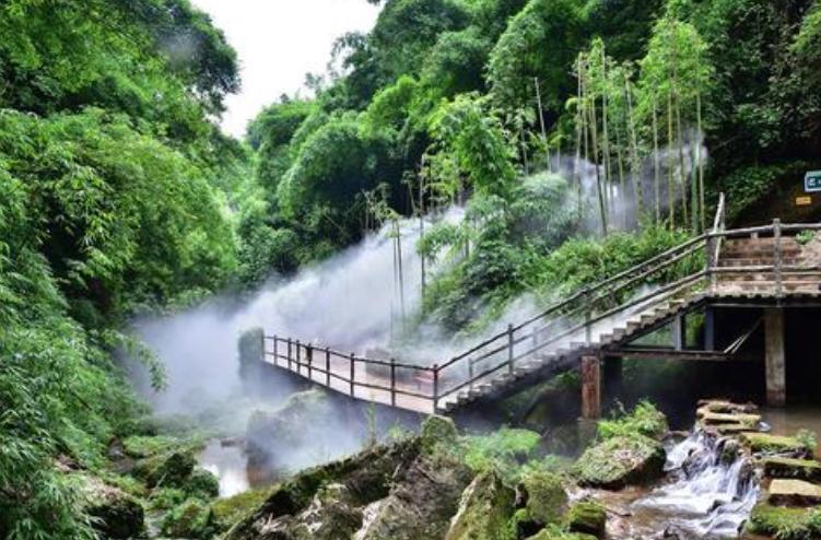 2019川西竹海景区金鸡谷怎么样?在哪里?