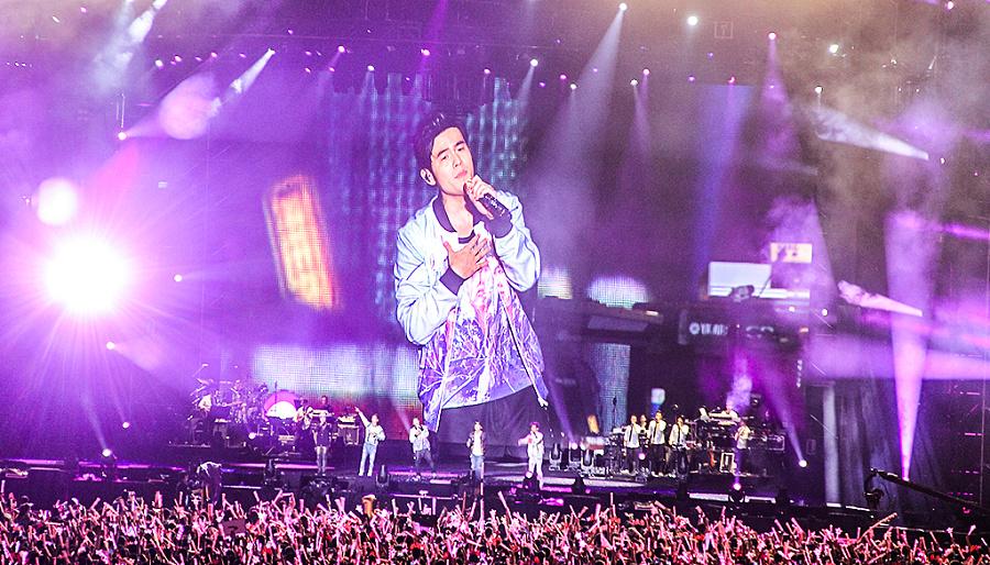 2020周杰伦重庆演唱会