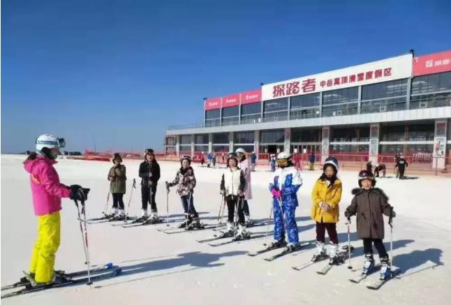 嵩顶滑雪开业时间,嵩顶滑雪什么时候开业