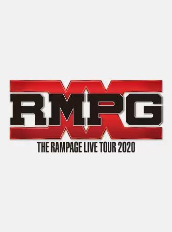 the rampage宫城演唱会