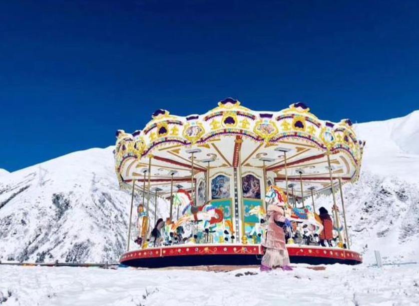 鹧鸪山自然公园滑雪场