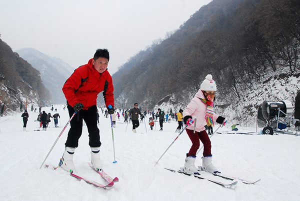 嵩顶滑雪度假区门票价格,探路者中岳嵩顶滑雪度假区折扣票