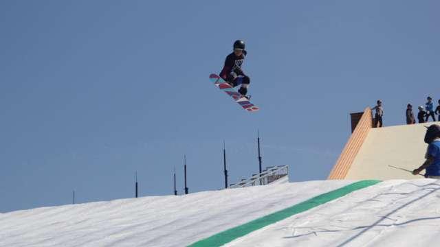 奥森17滑四季滑雪场