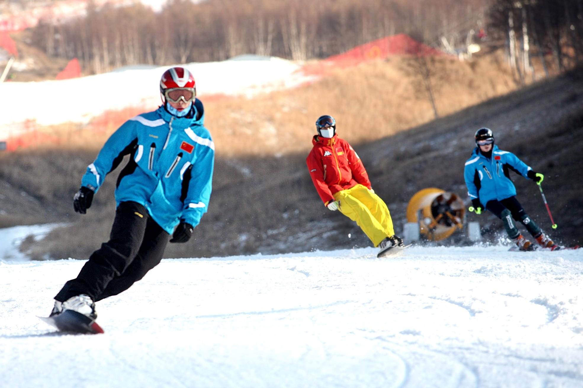 郑州豫龙滑雪场什么时候开业,豫龙滑雪场游玩攻略
