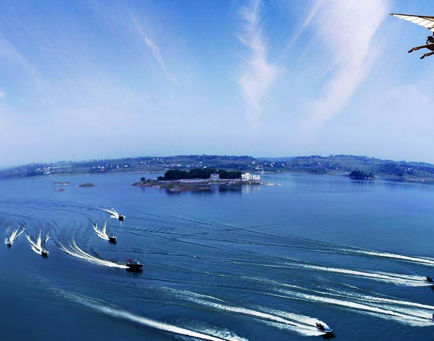 重庆长寿湖有哪些景点(门票价格+购票通道)