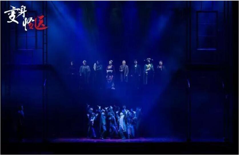 音乐剧《变身怪医》南京演出门票
