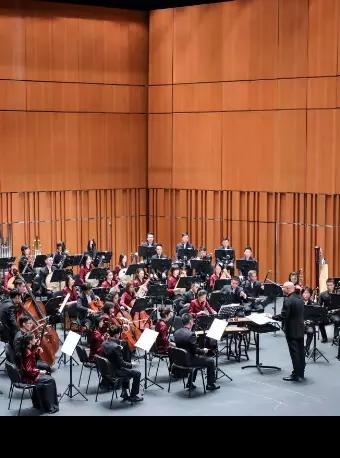 澳门中乐团新年音乐会珠海站