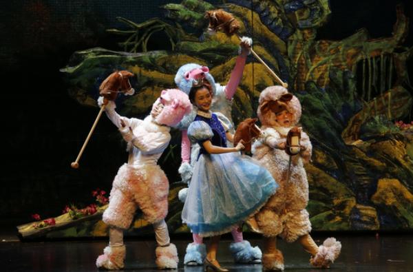 2020童话剧《白雪公主》佛山站