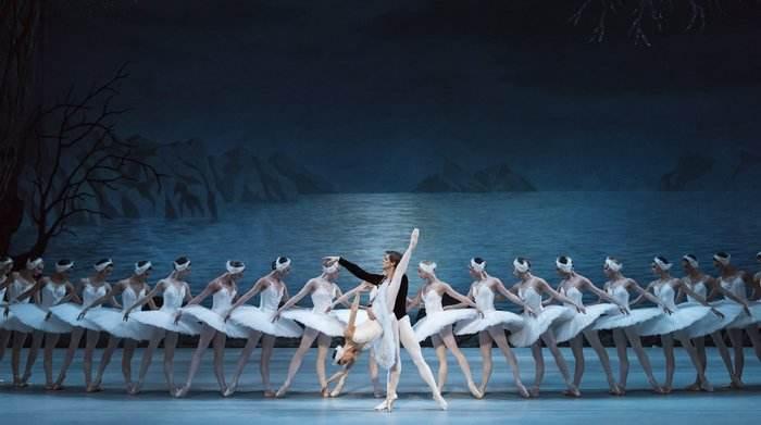 2020俄罗斯马林斯基剧院芭蕾舞团《天鹅湖》重庆站