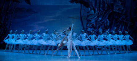 2019俄罗斯芭蕾国家剧院《天鹅湖》沈阳站