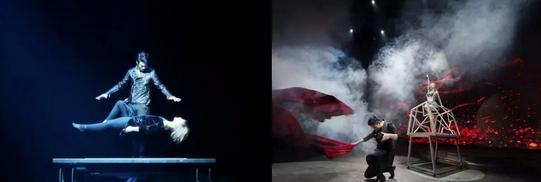 大型魔术秀《奇幻之夜》长沙站