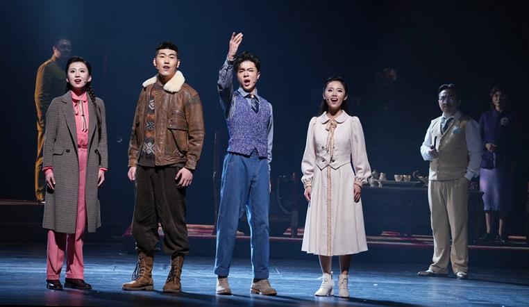 上海音乐剧《春上海1949》