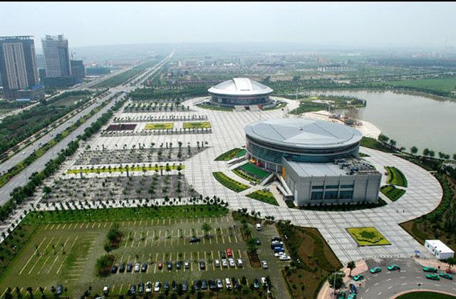 洛阳市体育中心