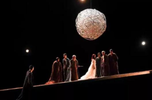 2020话剧《哈姆雷特》重庆站