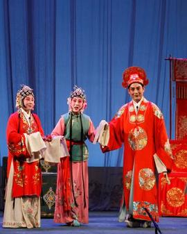 【济南】北洋大戏院传统吕剧《借亲》