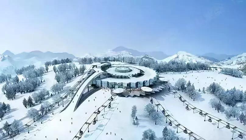 2019崇礼长城岭滑雪场旅游攻略、长城岭滑雪场自助游、交通路线