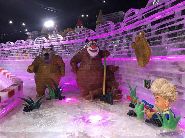 郑州冰雪城堡好玩吗,郑州冰雪城堡评价,郑州冰雪城堡适合孩子吗