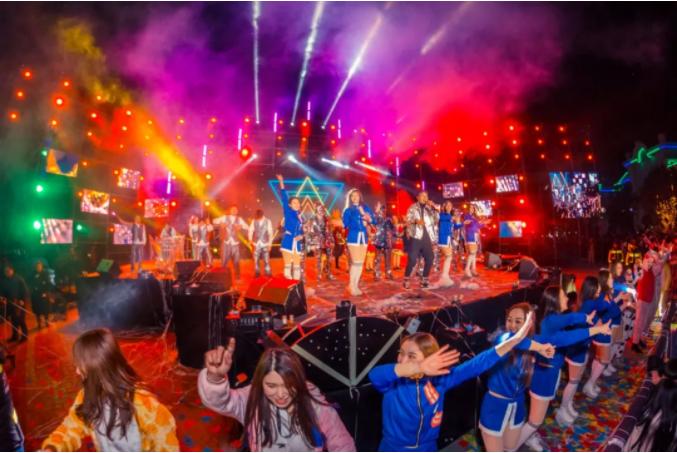 郑州方特欢乐世界跨年(节目表演+开始时间+表演内容)