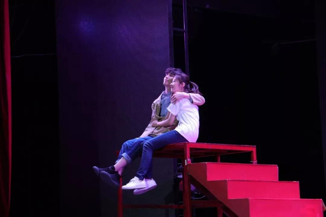 温州舞台剧玩命爱一个姑娘