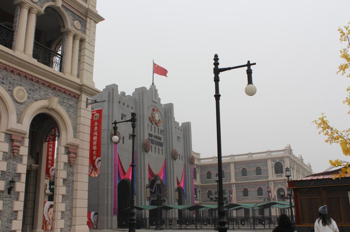 郑州建业电影小镇近期活动,现状,特色看点