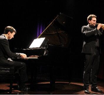 2020法语活动月推荐项目 大卫・葛里耶&奥利维耶・穆兰钢琴二重奏长沙站