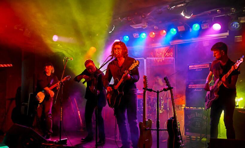 2020波兰2late乐队滨州音乐会