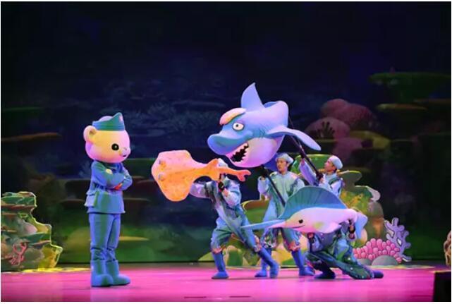 《海底小纵队5:深海探秘》北京演出门票