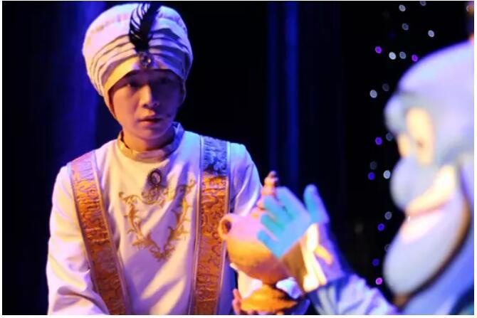 《阿拉丁神燈》重慶演出門票