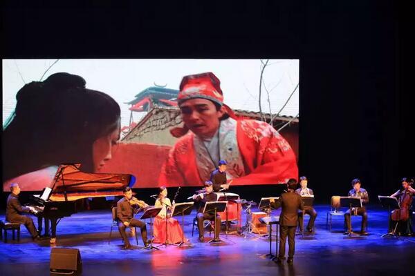 郑州中外影视经典系列国风视听音乐会门票