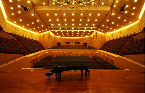 鄂尔多斯大剧院音乐厅