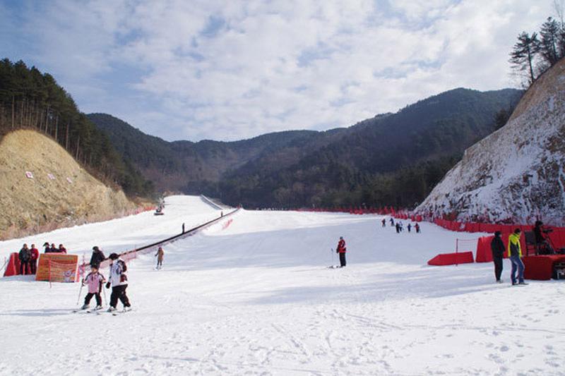 桃花峪滑雪场怎么样,桃花峪滑雪场评价,桃花峪滑雪场好玩吗