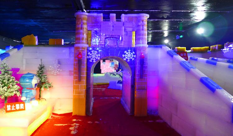 郑州冰雪城堡门票价格,冰雪城堡门票价格