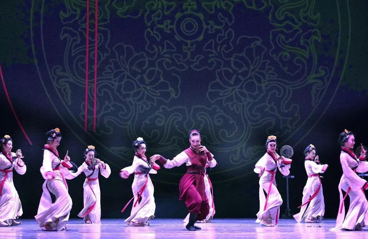 珠海舞剧《花木兰》