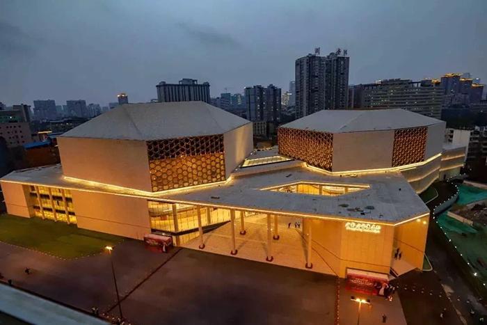 成都城市音乐厅歌剧厅