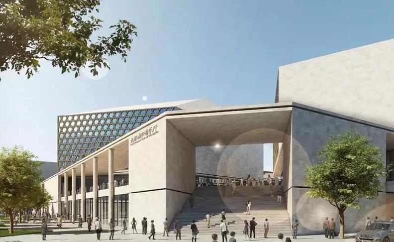 成都城市音乐厅戏剧厅