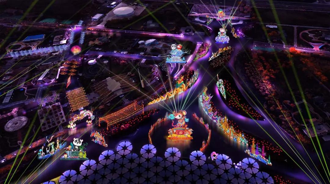 2020北京世园会灯会详情介绍,游览亮点及游玩攻略